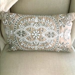 Pier 1 Decorative Pillow